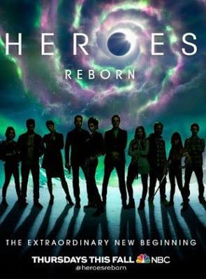 Heroes Reborn EP.1-EP.3 ซับไทย (TV Series 2015)