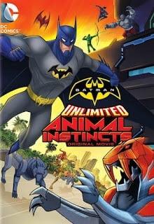 Batman Unlimited: Animal Instincts (2015) แบทแมนถล่มกองทัพอสูรเหล็ก