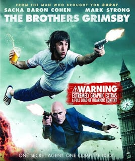 The Brothers Grimsby (2016) เดอะ บราเดอร์ กริมสบี้ พี่น้องสายลับ