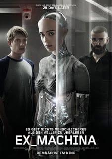 Ex Machina (2015) พิศวาสจักรกลอันตราย [Soundtrack บรรยายไทย]