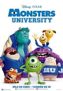 Monsters University (2013) มหา'ลัย มอนส์เตอร์
