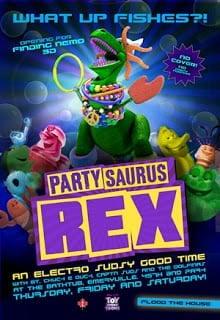 Toy Story Toons: Partysaurus Rex (2012) เรื่องสั้น ปาร์ตี้ซอรัส เร็กซ์