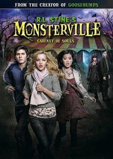 R.L. Stine s Monsterville : Cabinet Of Souls (2015) อาร์ แอล สไตน์ส เมืองอสุรกาย ตอนตู้กักวิญญาณ [Soundtrack บรรยายไทย]