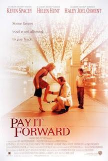 Pay It Forward (2000) หากใจเราพร้อมจะให้(ใจ) เราจะได้มากกว่าหนึ่ง