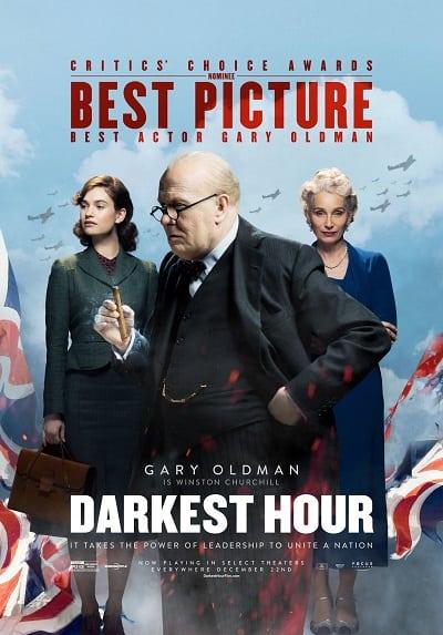 Darkest Hour (2017) ชั่วโมงพลิกโลก (ซับไทย)