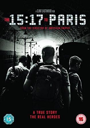The 15:17 to Paris (2018) (ซับไทย)