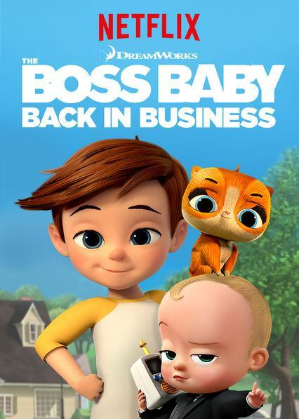 The Boss Baby Back in Business (Series 2018) EP.4