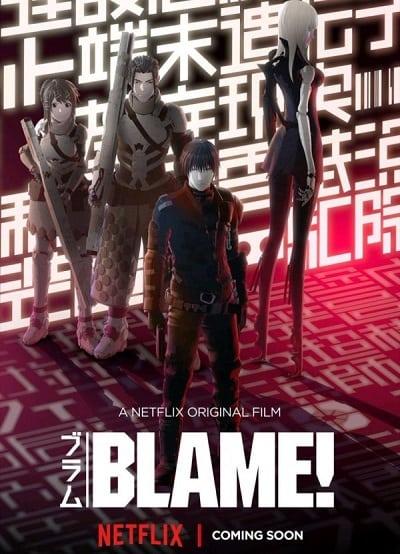 Blame! (2017) เบลม! (ซับไทย)