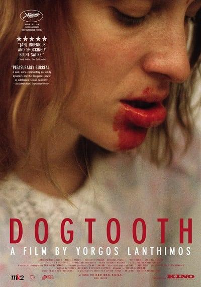 Dogtooth (Kynodontas) (2009) ครอบครัววิปลาศ 20+ ฉากมีความรุนแรงและเห็นอวัยวะเพศ