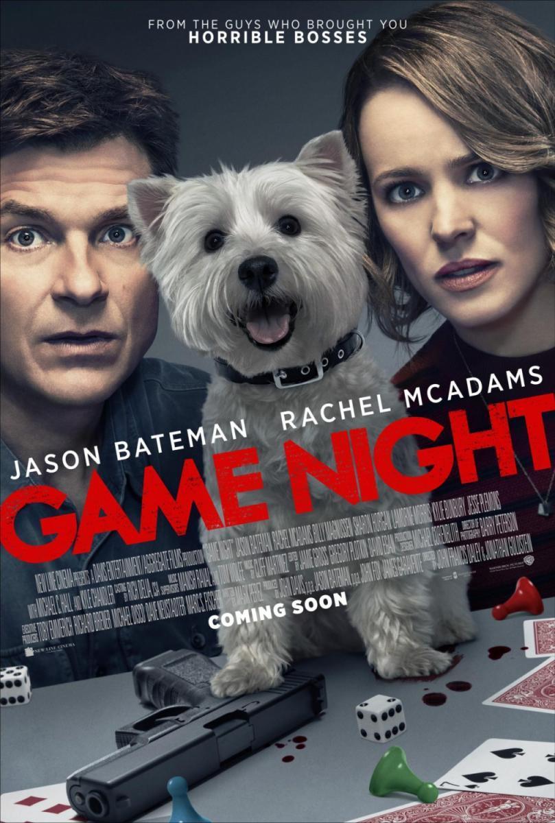 Game Night (2018) เกมไนท์ (ซับไทย)