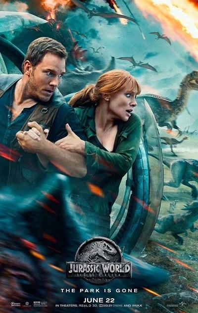 Jurassic World 2 Fallen Kingdom (2018) จูราสสิค เวิลด์ 2: อาณาจักรล่มสลาย