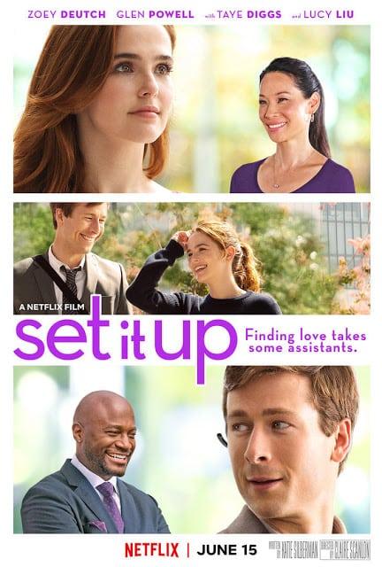 Set It Up (2018) แผนแก้เผ็ดเด็จเจ้านาย (ซับไทย)