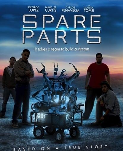 Spare Parts (2015) ทีมเจ๋งสู้ไม่ถอย