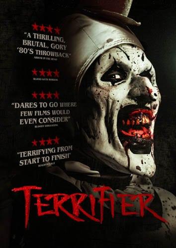 Terrifier (2017) อิหนูกูจะฆ่ามึง (ซับไทย)