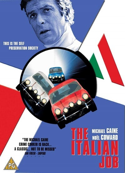 The Italian Job (1969) ต้นฉบับอิตาเลี่ยนจ๊อบ (ซับไทย)