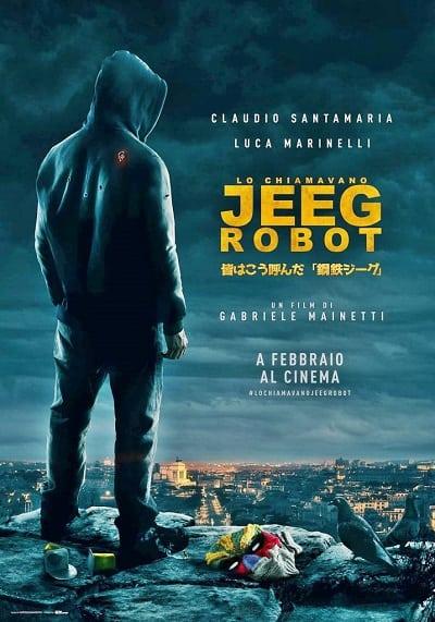 They Call Me Jeeg (2015) เด คอลล์ มี จี  (ซับไทย)