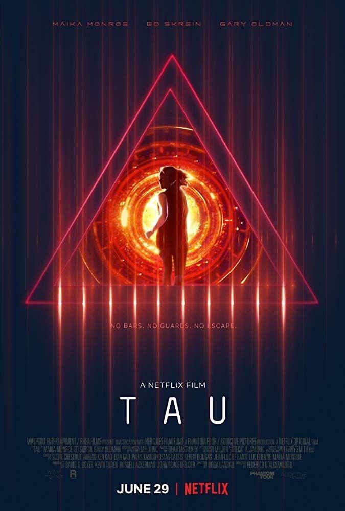 Tau (2018) หญิงสาว VS ปัญญาประดิษฐ์ (ซับไทย)