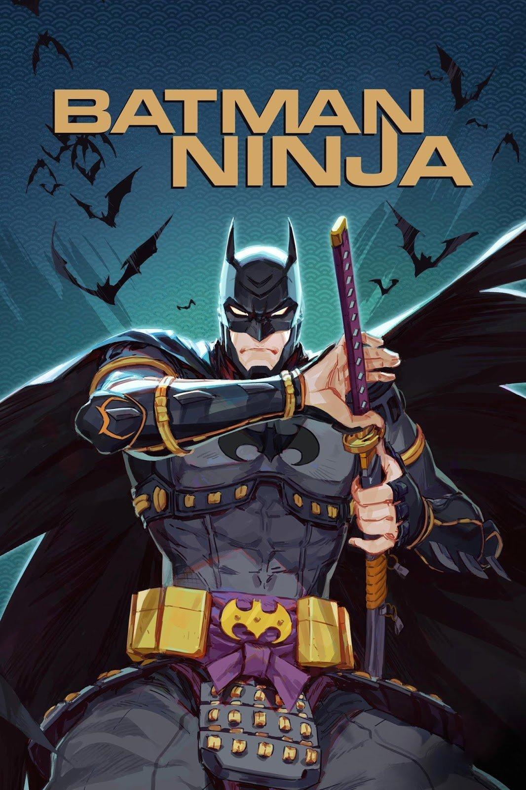 Batman Ninja (2018) แบทแมนนินจา (ซับไทย)