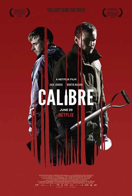 Calibre (2018) คาลิปเบอร์ (ซับไทย)