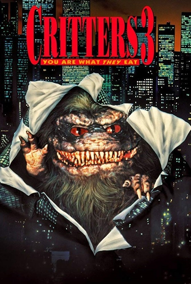 Critters 3 (1991) กลิ้ง..งับงับ 3