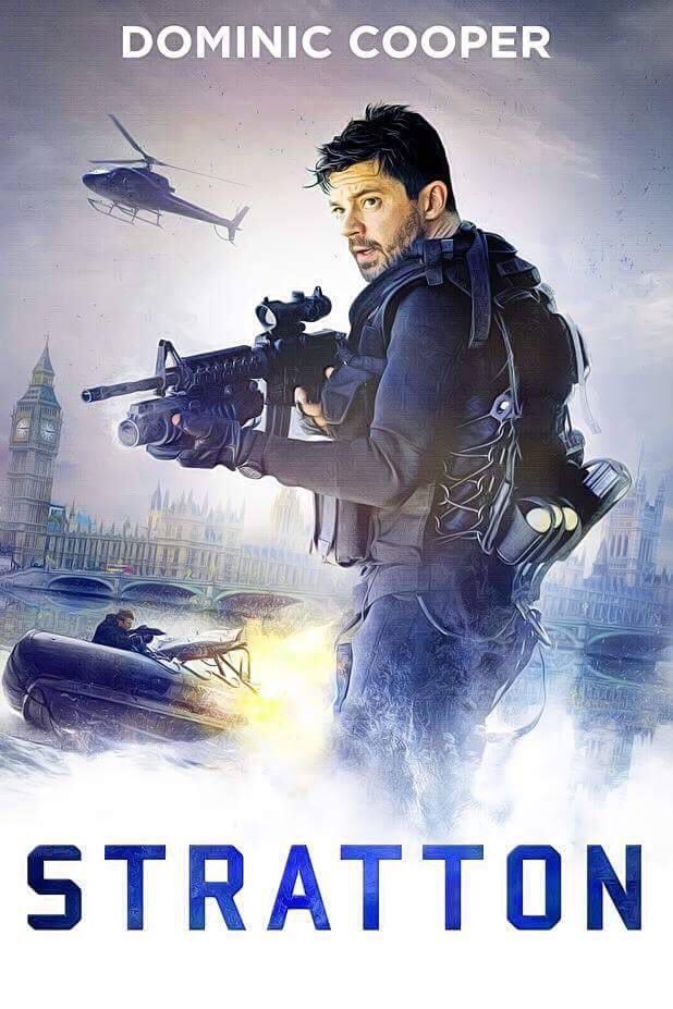 Stratton (2018) แผนแค้น ถล่มลอนดอน