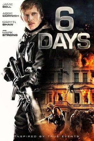 6 Days (2017) 6 วันล่าสุดขีด