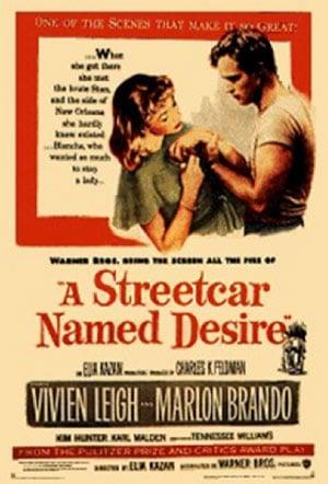A Streetcar Named Desire (1951) รถรางคันนั้นชื่อปรารถนา