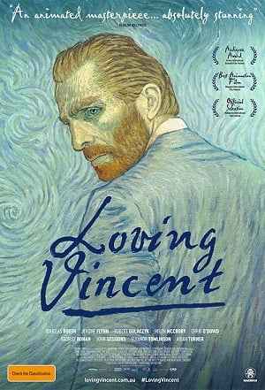 Loving Vincent (2017) ภาพสุดท้ายของแวนโก๊ะ