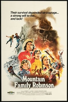 Mountain Family Robinson (1979) บ้านเล็กในป่าใหญ่ ภาค 3