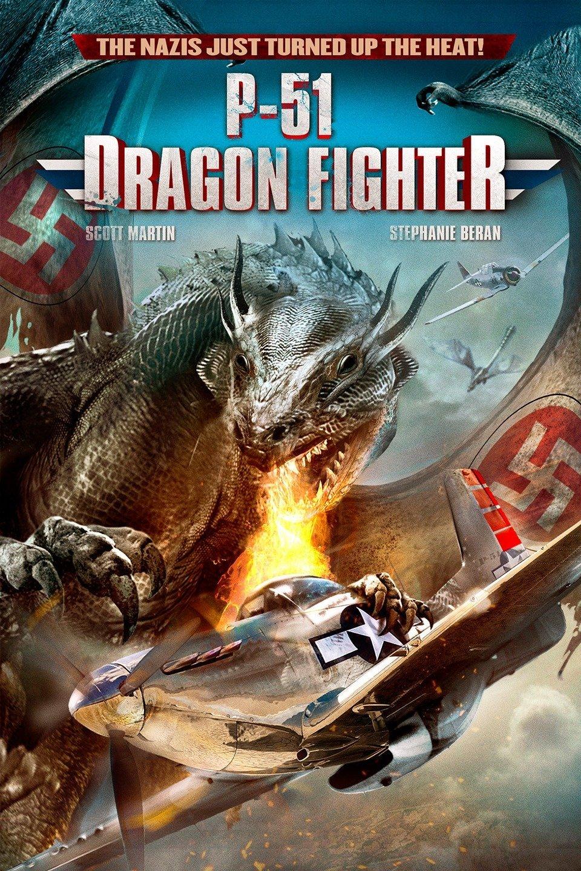 P-51 Dragon Fighter (2014) หน่วยบินถล่มมังกร