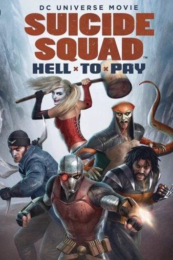 Suicide Squad Hell to Pay (2018) ทีมฆ่าตัวตาย: นรกจ่าย