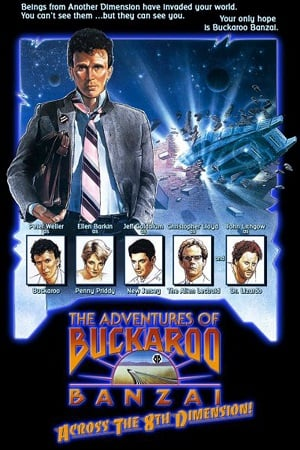 The Adventures of Buckaroo Banzai Across the 8th Dimension (1984) บัคคารู บันไซ