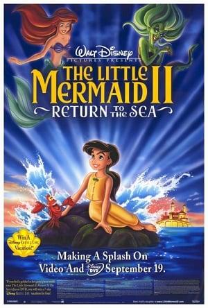 The Little Mermaid 2: Return to the Sea (2000) เงือกน้อยผจญภัย ภาค 2 ตอน วิมานรักใต้สมุทร