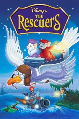 The Rescuers (1977) หนูหริ่งหนูหรั่งผจญเพชรตาปีศาจ