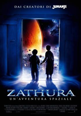 Zathura: A Space Adventure (2005) ซาทูร่า เกมทะลุมิติจักรวาล
