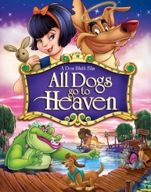 All Dogs Go to Heaven (1989) สวรรค์ของเจ้าตูบ