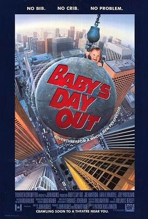 Baby s Day Out (1994) จ้ำม่ำเจ๊าะแจ๊ะให้เมืองยิ้ม