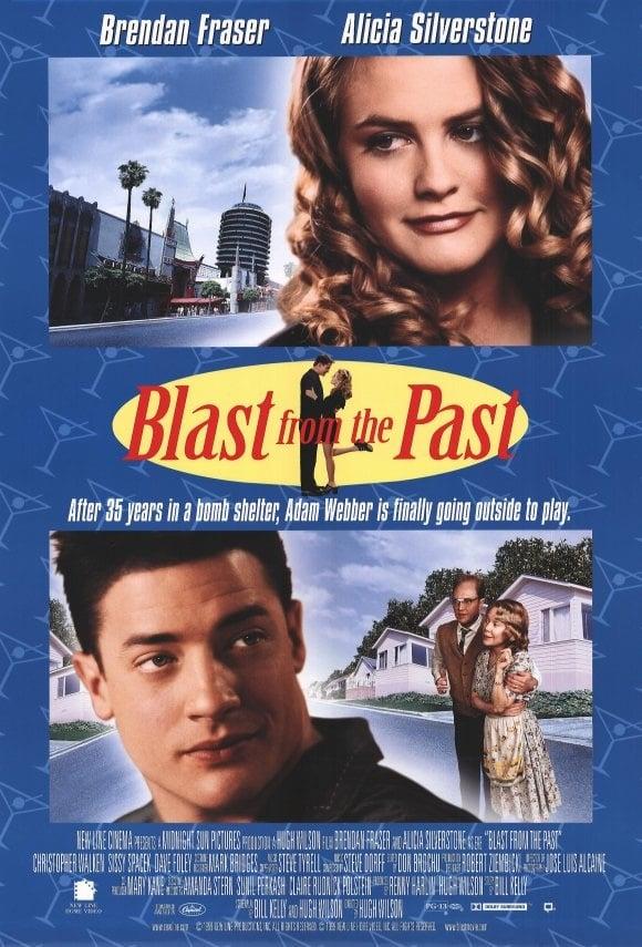Blast From The Past (1999) มนุษย์หลุมหลบภัยบ้าหลุดโลก