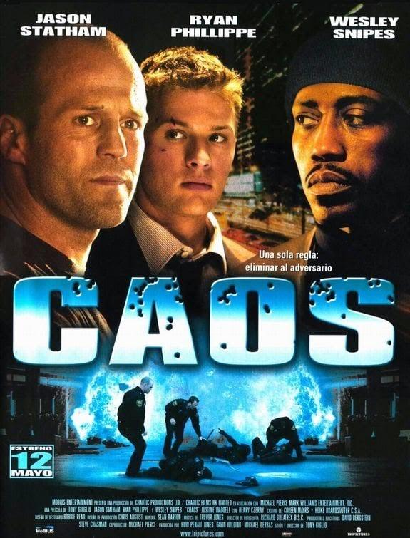 Chaos (2005) หักแผนจารกรรม สะท้านโลก