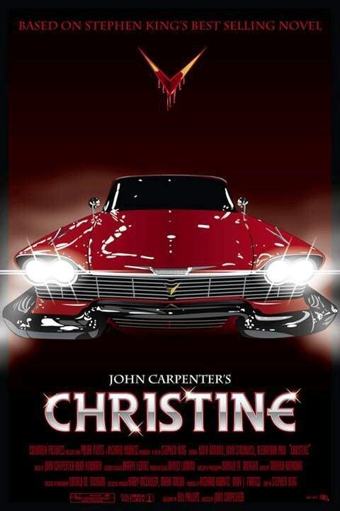 Christine (1983) คริสติน เก่งปิศาจ