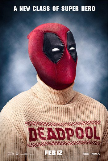 Deadpool Holiday Edition (2016) เดดพูล