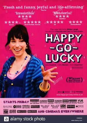 Happy Go Lucky (2008) ป๊อบปี้…เธอสุขไม่มีสุด