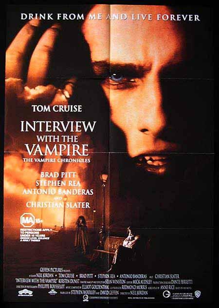 Interview with the Vampire: The Vampire Chronicles (1994) เทพบุตรแวมไพร์ หัวใจรักไม่มีวันตาย