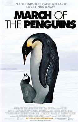 March of the Penguins (2005) การเดินทางของจักรพรรดิ
