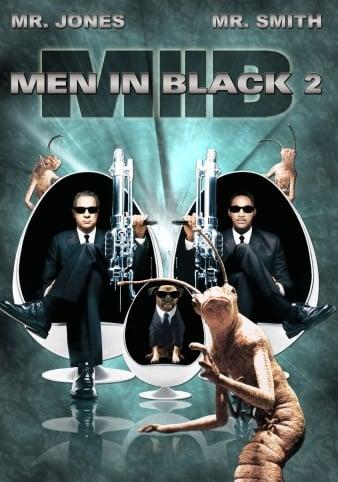 Men in Black 2 (2002) เอ็มไอบี หน่วยจารชนพิทักษ์จักรวาล 2 (MIB2)