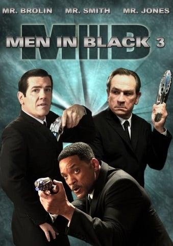 Men in Black 3 (2012) เมนอินแบล็ค หน่วยจารชนพิทักษ์จักรวาล 3