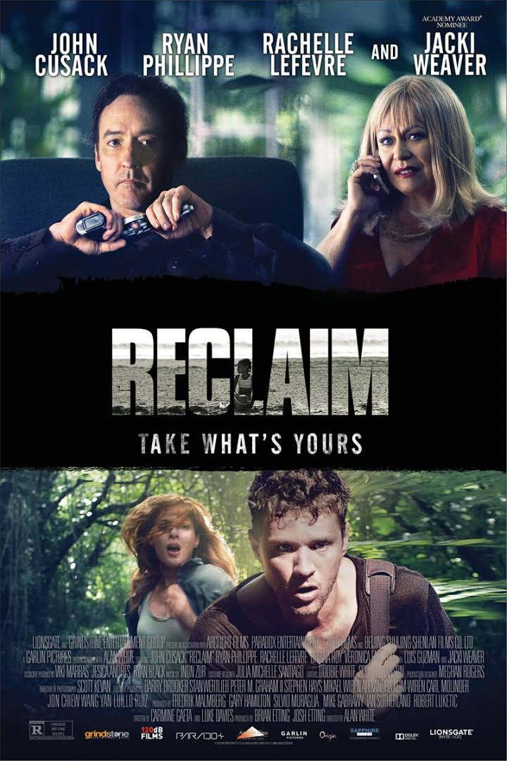 Reclaim (2014) แผนลับไถ่โหดอำมหิต