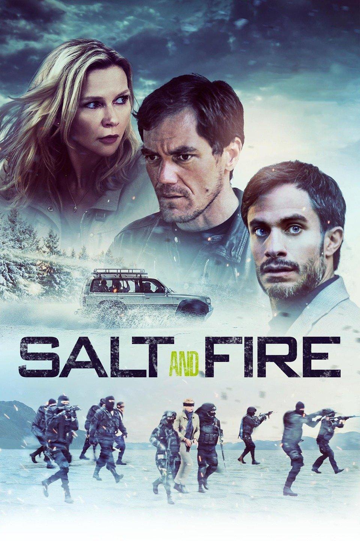 Salt and Fire (2017) ผ่าหายนะ มหาภิบัติถล่มโลก