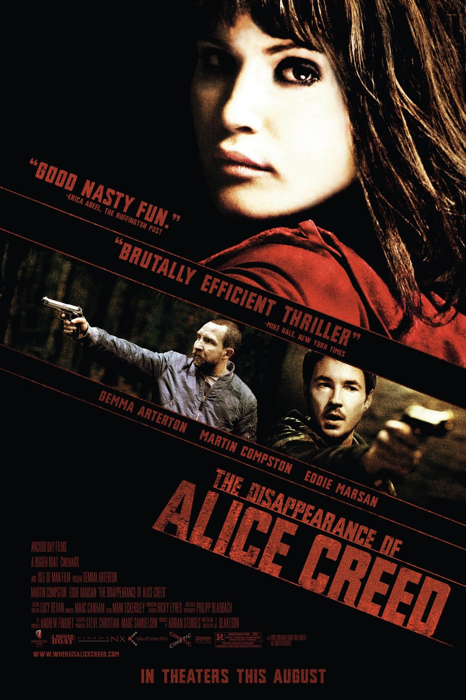 The Disappearance of Alice Creed (2009) [Soundtrack บรรยายไทย]