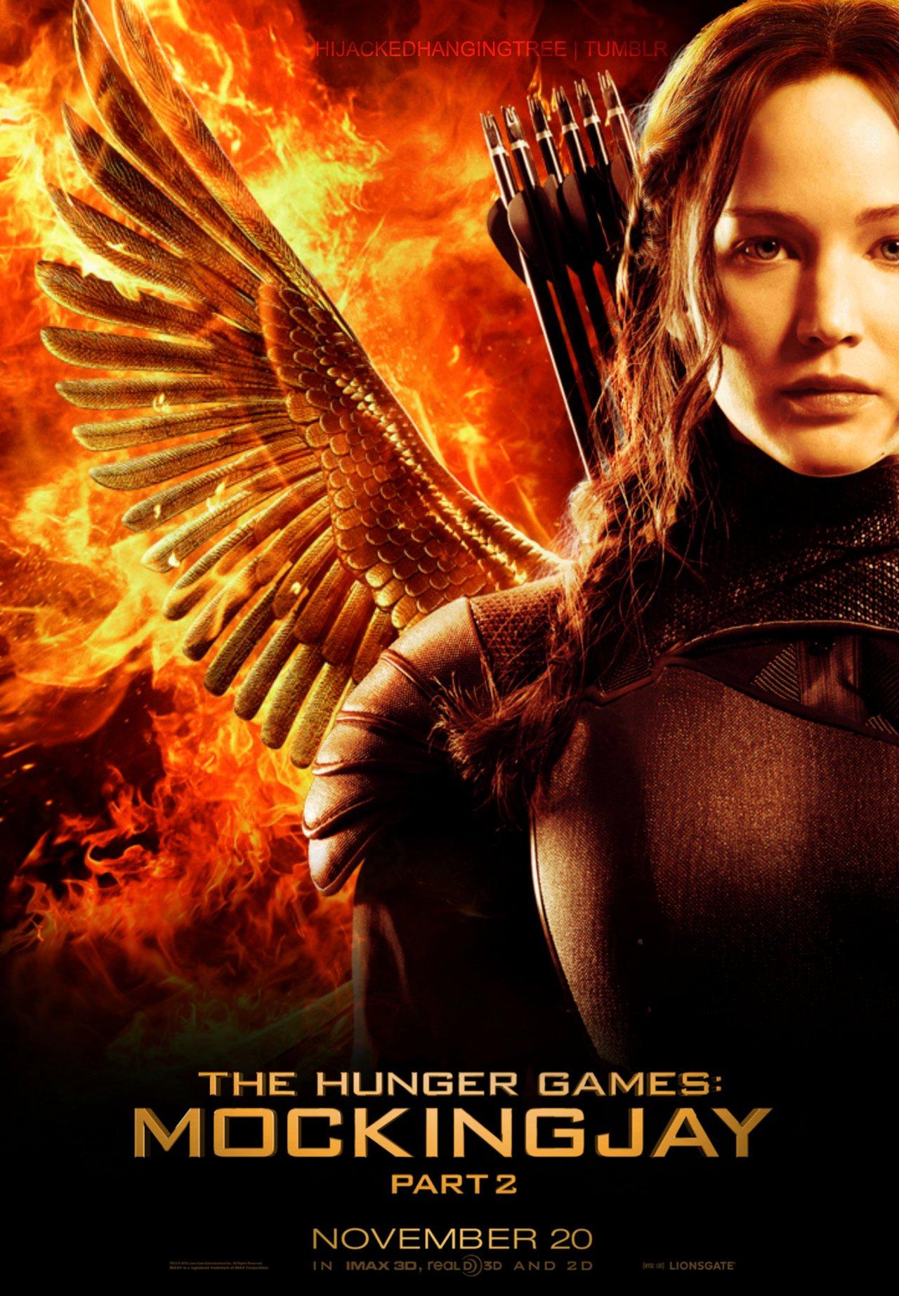 The Hunger Games: Mockingjay – Part 2 (2015) เกมล่าเกม 4: ม็อกกิ้งเจย์ พาร์ท 2